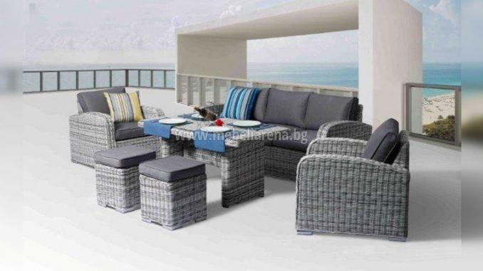 мебели за двор