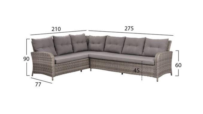 градински диван